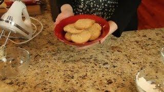 Sugar-Free Italian Cookie Recipe : Recipes for Diabetics