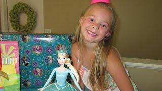 Olivia turns 6