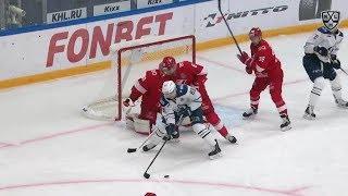 Bryukvin gives Dynamo lead