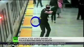 California beating highlights distrust of police