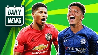 Chelsea to SMASH their transfer record for Jadon Sancho? ► Daily News