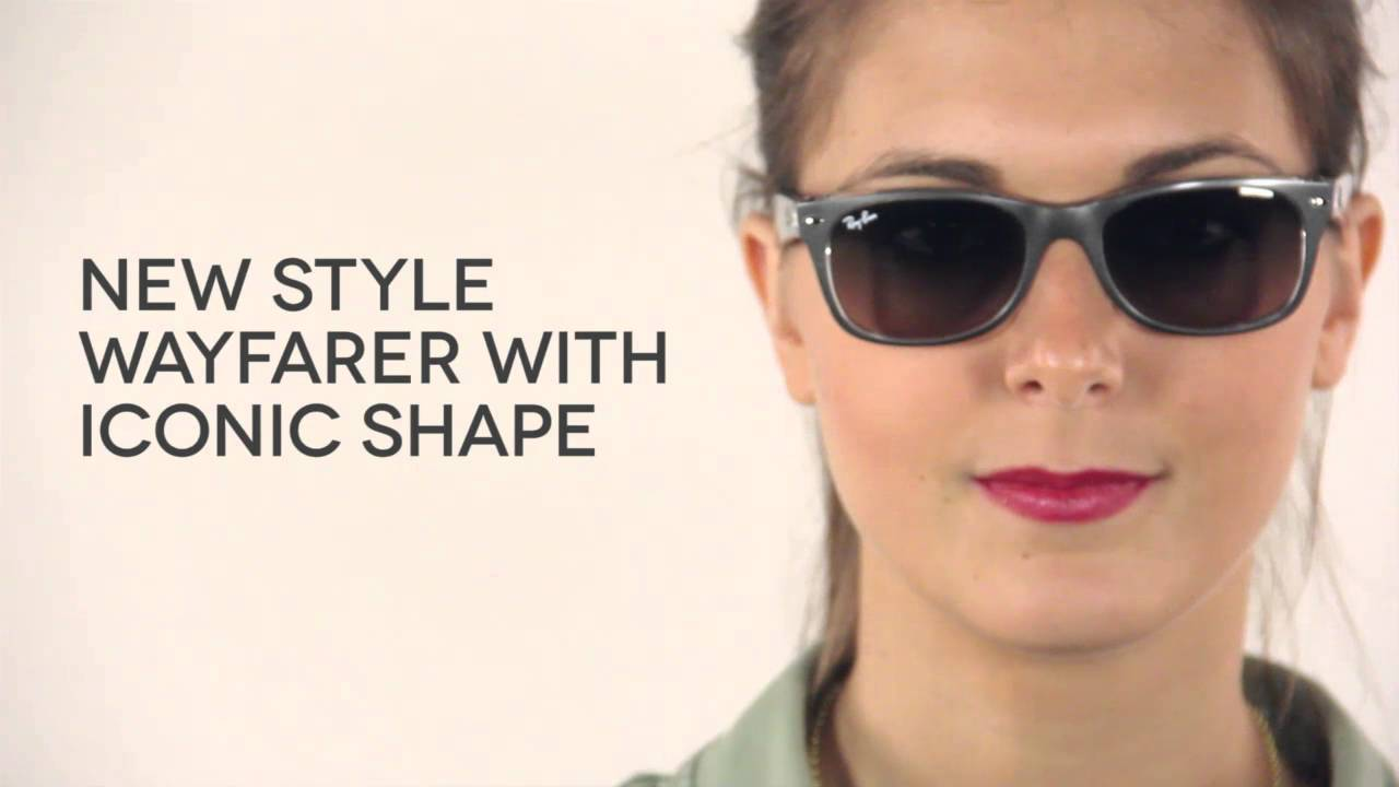 ray ban new wayfarer 2132 review