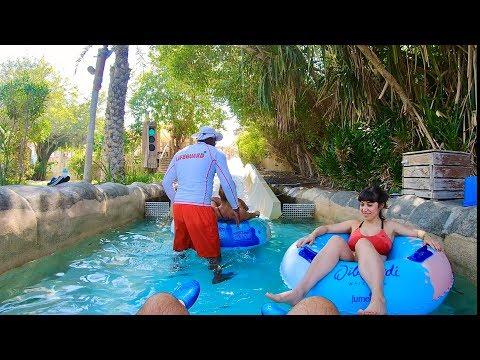 Wild Wadi Waterpark Dubai - The Master Blasters Ride