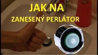 Jak opravit perlátor