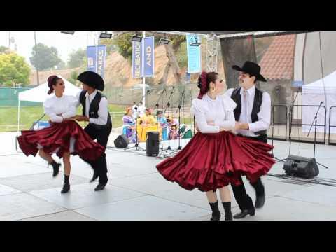 Bailando al estilo Calabaceado