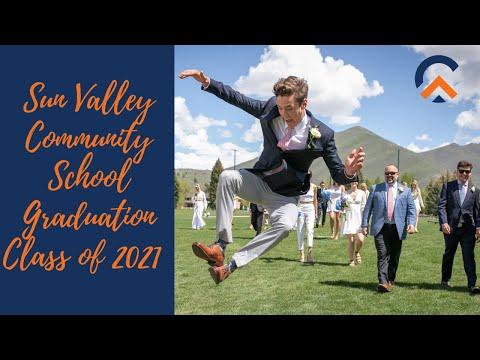 Sun Valley Community School Graduation Class of 2021