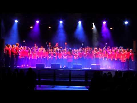 Manchester Harmony Gospel Choir - Khumbaya