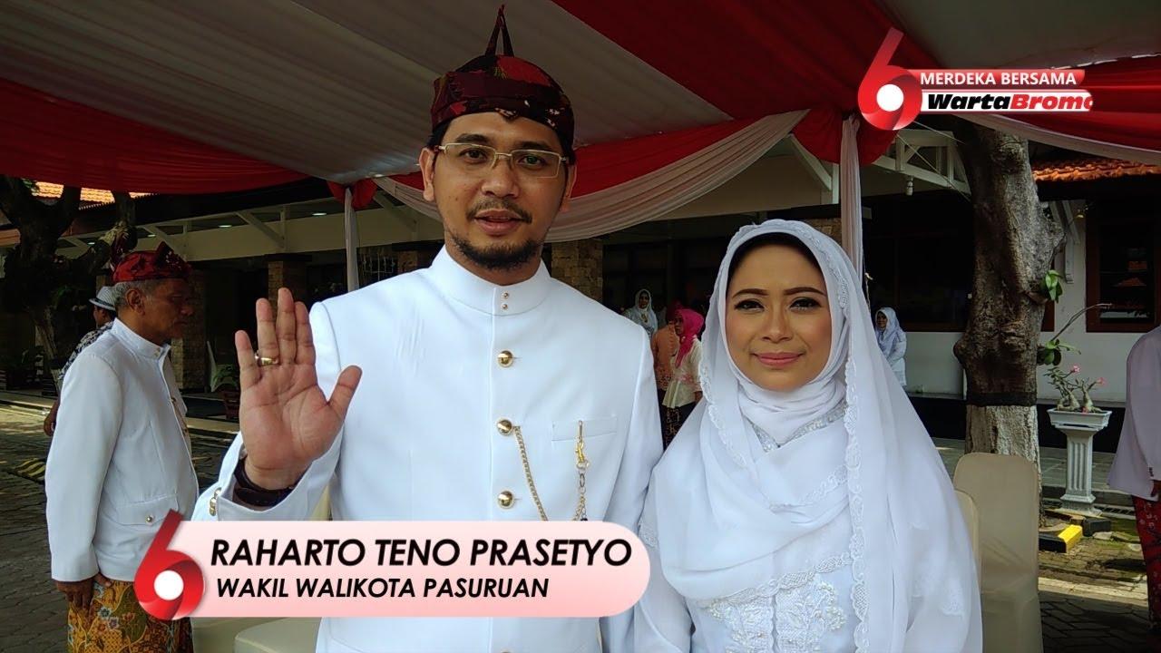 Ucapan  Tahun Wartabromo Dari Wakil Walikota Pasuruan