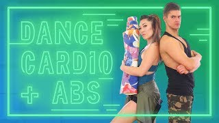 Cardio Dance + Ab Workout ft. Fitness Marshall (Havana + Tip Toe)