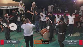 Gambar cover İshak & Selma Düğün Töreni Grup Bayram Celep / Kulu /  2019