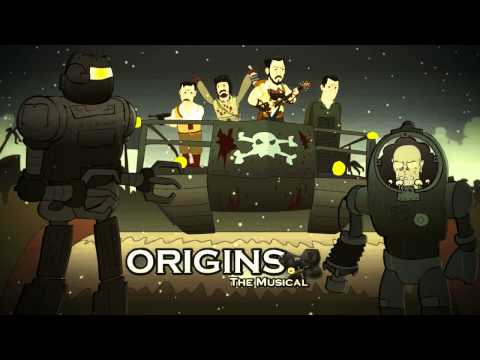 ORIGINS THE MUSICAL - Black Ops 2 Zombies Parody by Logan Hugueny-Clark [10 HOURS VERSION]
