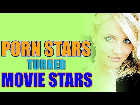 ►10 Famous CELEBS who were once PORN STAR✓