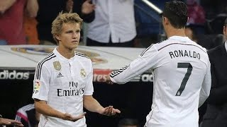 Martin Ødegaard ● Real Madrid & Norway Skills (Pass & Move) 2015 HD