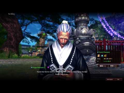 [Blade and Soul] Random Solo Dungeons (Destroyer)