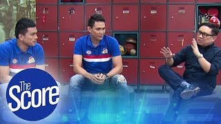 The Score: #10YearChallenge with the Magnolia Hotshots