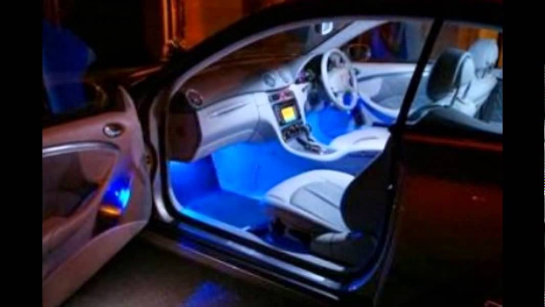 led lights for cars interior and exterior youtube. Black Bedroom Furniture Sets. Home Design Ideas