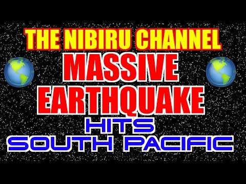 8.0 MASSIVE EARTHQUAKE HITS SOUTH PACIFIC DEC, 17TH 2016
