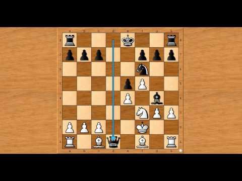 Kako se crni odbranio u Kraljevom gambitu ?    SMITH vs NN     # 994
