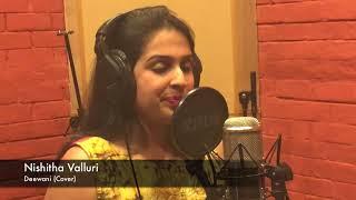 Gambar cover Deewani Mastani (cover) - Nishitha Valluri