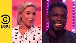 Love Island's Marcel And Gabby Take The Love Test | Your Face Or Mine
