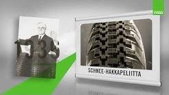 Winterreifen vor 80 Jahren erfunden von Nokian Tyres (German)
