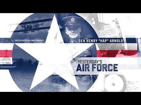 Yesterday's Air Force: Gen Henry