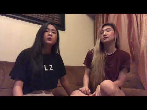 Tamang mashup lang sa gedli with my sister