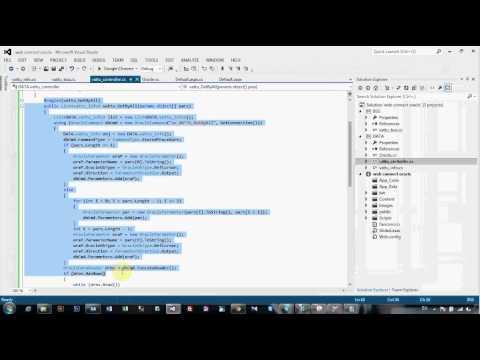 Hướng dẫn kết nối oracle với asp.net mô hình 3tier