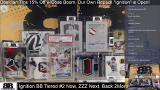 "Our Very Own Repack ""Ignition"" Baseball is Open w/Huge Promo @BomberBreaks.com! eBay & Site Loaded!"