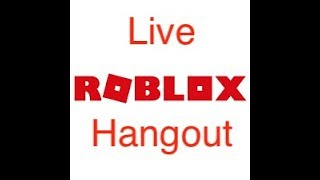Returning to Roblox!!! LIVE