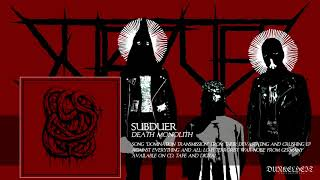 Subduer - Domination Transmission (Lo Fi War Noise from Germany)