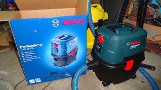 пылесос Bosch GAS 15 PS (пылесос бош GAS 15 PS) не работает, мотор