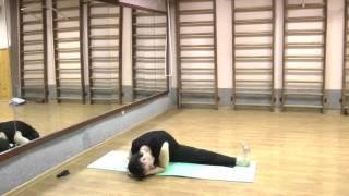Хатха йога. занятие 2