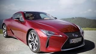 Gambar cover Sportlicher Hybrid!   Lexus LC500h   der Test *reupload*