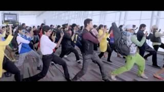 "Kathi movie 2k14""A Pilladekh "" TELUGU video song"