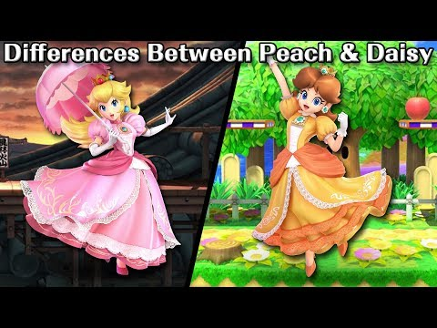 Debunking the Differences Between Peach and Daisy