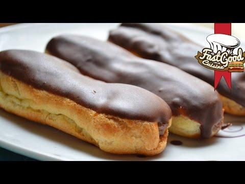 recette-rapide-:-les-éclairs-au-chocolat