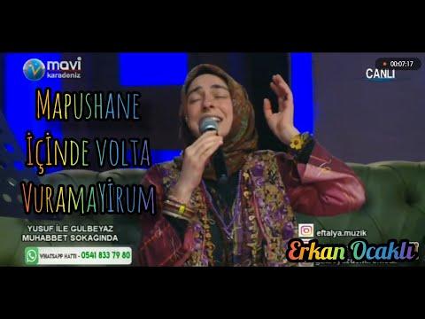 Eftalya Fettahoğlu Emirmiran- Mapushane İçinde Volta Vuramayirum - [Black Sea Folk Music]
