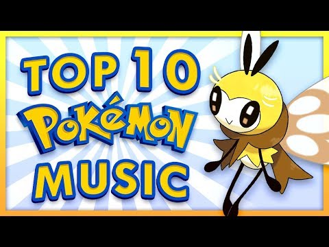 Top 10 Music Themes in Pokemon Ultra Sun and Moon