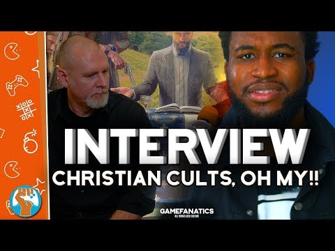 Christian Cults, Oh My!! Far Cry 5 Dan Hay Interview