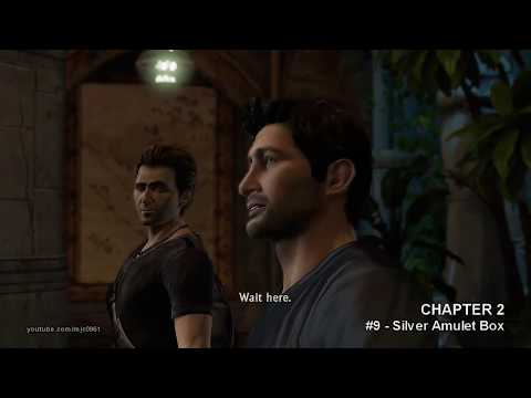 Uncharted 2: Among Thieves (PS4) - Treasure Location Guide