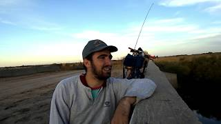 Pesca y aventura en MTB- Sali a pescar en bicicleta