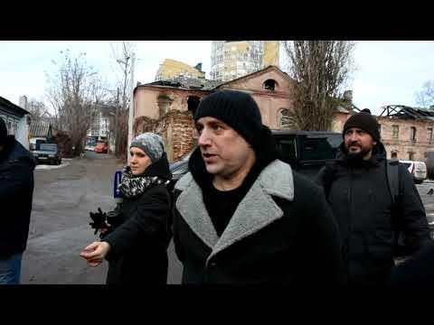 Захар Прилепин в Воронеже против памятнику Хою Mp4