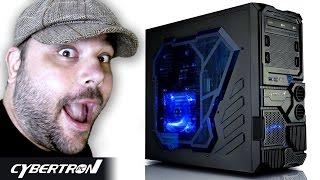 CybertronPC Borg-Q Gaming Desktop REVIEW
