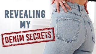 The Secret's Out: How I Find My Perfect Jeans