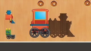 Vehicle Puzzles | Free App from EduBuzzKids for Android