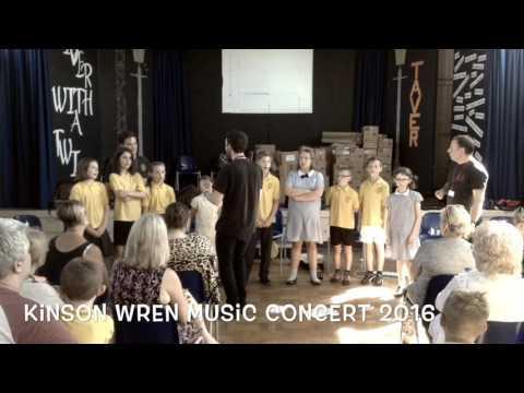 Kinson Folk Group Performance