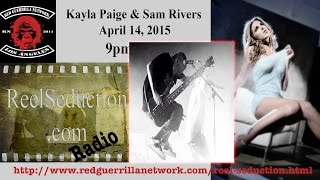 Show #10: Kayla Paige & Sam Rivers of Limp Bizkit