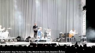 Morten Harket - Keep The Sun Away (Live Düsseldorf, Germany - 04.05.12) [3/19] [HD]