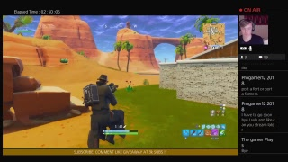 Fortnite [Soaring solo LTM! Update 10K kills] Giveaway at 3kSubz Ps4ProBuilder Day 89!